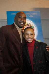 Morris Chestnut and Malik Hammond at the