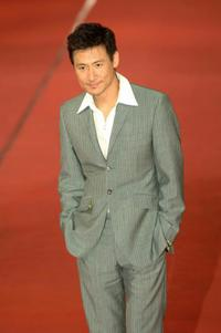 Jacky Cheung at the 17th Golden Melody Awards.