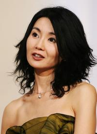 Maggie Cheung at the Opening Ceremony Dinner at the 60th International Cannes Film Festival Opening Night.