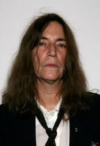 Patti Smith at the Costume National Reception for