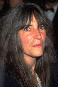 A Undated File Photo of actress Patti Smith.