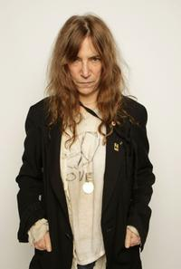 Patti Smith at the 2008 Sundance Film Festival.