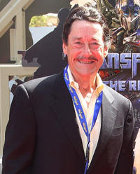 Peter Cullen at the California premiere of