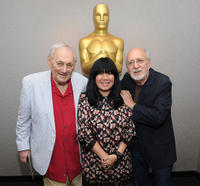 Director Murray Lerner, Designer Anna Sui and Peter Yarrow at the AMPAS' Monday Nights with Oscar premiere of