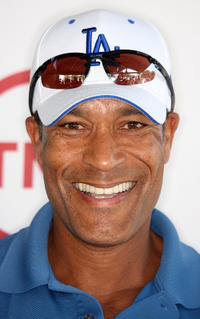 Phil Morris at the 1st Annual Screen Actors Guild SAG Foundation's Golf Classic benefit in California.