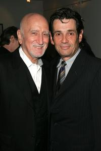 Dominic Chianese and Alan Rosenberg at the 2006 DGA Honors at the Directors Guild of America Theater.