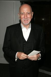 Dominic Chianese at the 2006 DGA Honors at the Directors Guild of America Theater.