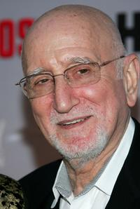 Dominic Chianese at the premiere of