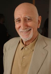 Dominic Chianese at the VMA Style Villa at the Bryant Park Hotel in New York City.