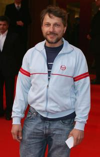 Richy Muller at the premiere of