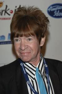 Rodney Bingenheimer at the American Idol Semi-Finalists party.