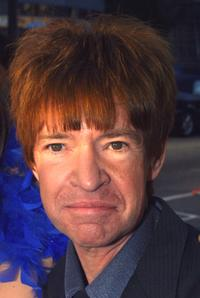 Rodney Bingenheimer at the premiere of