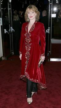 Samantha Bond at the Royal Film Performance 2006.