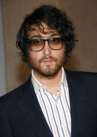 Sean Lennon at the Francisco Costa's Spring 2007 Calvin Klein Collection for Women after party.