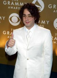 Sean Lennon at the 46th Annual Grammy Awards.