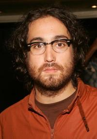 Sean Lennon at the premiere of