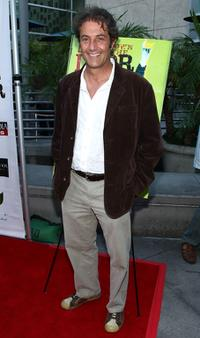 Shaun Tomson at the premiere of