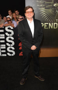 Director Simon West at the California premiere of