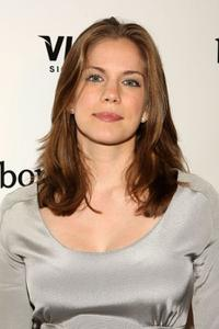 Anna Chlumsky at the Playbill's 125 Anniversary.