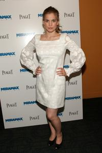 Anna Chlumsky at the premiere of