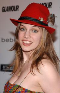 Anna Chlumsky at the