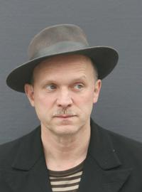 Ulrich Tukur at the Frankfurt Book Fair.