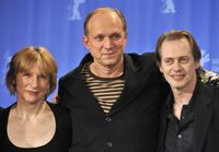 Dagmar Manzel, Ulrich Tukur and Steve Buscemi at the photocall of