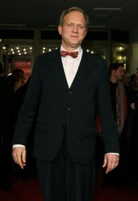 Ulrich Tukur at the premiere of