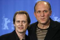 Steve Buscemi and Ulrich Tukur at the photocall of