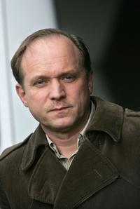 Ulrich Tukur at the photocall of ZDF television series
