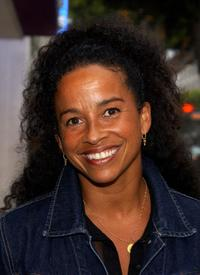 Rae Dawn Chong at the Los Angeles premiere of