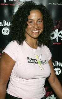 Rae Dawn Chong at the grand opening party of Rokbar Hollywood.