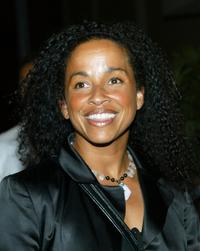 Rae Dawn Chong at the third season premiere of