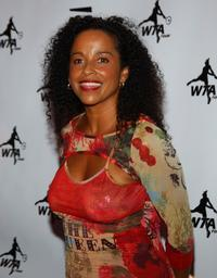 Rae Dawn Chong at the WTA Glam Slam NYC 2004 Party.