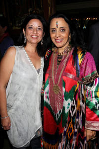 Ila Arun and Guest at the after party of the premiere of