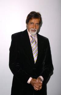 Amitabh Bachchan at the premiere of