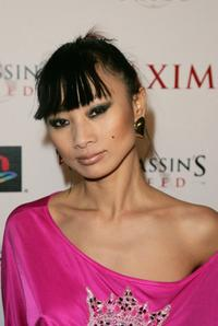 Bai Ling at the official launch of Ubisofts