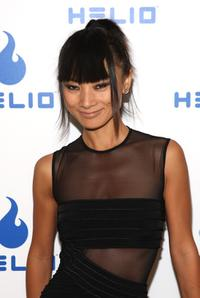 Bai Ling at the Helio launch summer party of