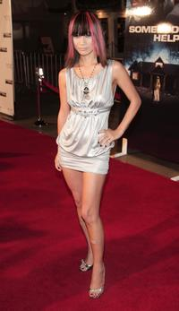 Bai Ling at the premiere of