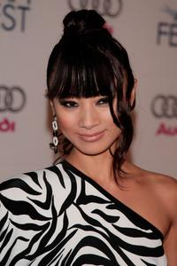 Bai Ling at the screening of
