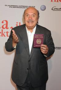Lino Banfi at the world premiere of