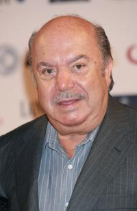 Lino Banfi at the Roma Fiction Fest 2008 Closing Ceremony and Diamond Awards.