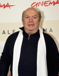Lino Banfi at the photocall for Un Principe Chiamato Toto during the 2nd Rome Film Festival.