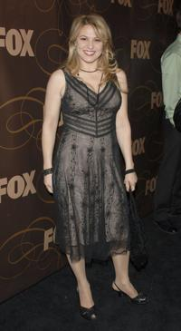 Anita Barone at the Fox Winter TCA Party.