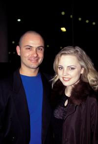 Steve Bastoni and Melissa George at the David Copperfield Show.