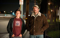 Jose Julian and Demian Bichir in