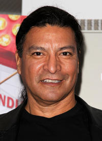 Gil Birmingham at the Universal premiere screening of