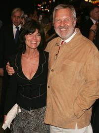 Adrienne Barbeau and Walter Bobbie at the opening night of