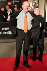 Massimo Boldi at the David di Donatello Movie Awards.