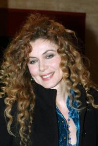 Eleonora Brigliadori at the Italian Film Critics Movie Awards.